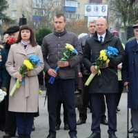 На Хмельниччині вшанували пам'ять усіх тих, хто загинув у боротьбі з нацистами