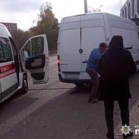 У ДТП на Хмельниччині постраждали пішоходи