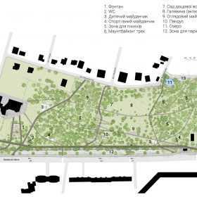 Парк Подільський у Хмельницькому