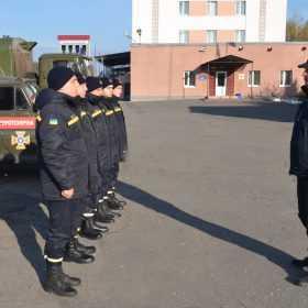 Піротехніки ДСНС Хмельниччини відбули в зону ООС