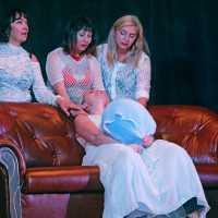 Жіночу виставу показали хмельничанам литовські актори