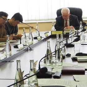 Виробнича нарада з представниками корейських компаній