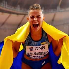 Марину Бех-Романчук назвали найкращою спортсменкою жовтня