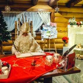 Вперше у Славуті з 1-19 грудня 2019 діятиме справжня резиденція Святого Миколая
