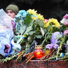 Хмельничани вшанували героїв Майдану та російсько-української війни
