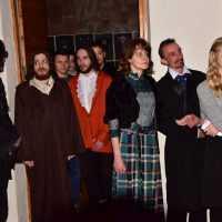 Тему містики у Хмельницькому обласному художньому музеї представили через особистість Миколи Гоголя