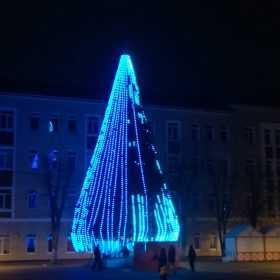 Різдвяний ярмарок стартує за кілька днів
