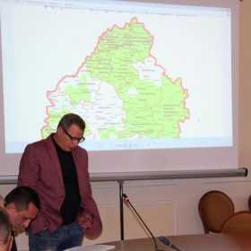 На Хмельниччині попрацювали над оновленням перспективного плану формування територій громад