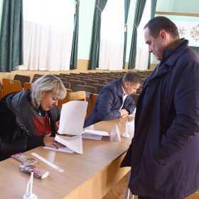 У Подільському державному аграрно-технічному університеті відбулись вибори ректора