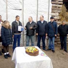Сьоме господарство з виробництва молока запрацювало на Хмельниччині