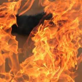 На Хмельниччині вчора виникла пожежа газопроводу