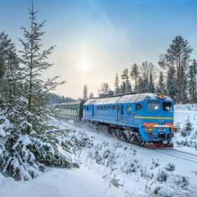 Поїзди через Хмельницький