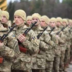 До ЗСУ з Хмельниччини призвали 590 чоловіків