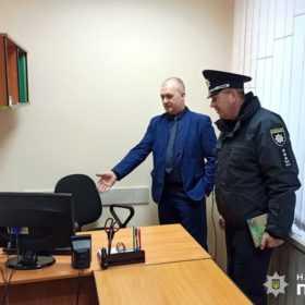 Дві нові поліцейські станції відкрились на Хмельниччині