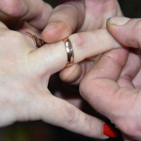 У Хмельницькому швидко одружилися майже сто військовослужбовців