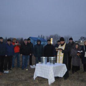 У Хмельницькому освятили воду