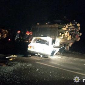 П'яний водій влаштував смертельну ДТП на Хмельниччині