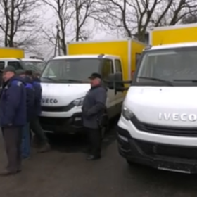 У Хмельницькому придбали три автомобілі для аварійних бригад водоканалу