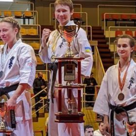 Працівниця апарату хмельницького суду перемогла на Чемпіонаті Європи