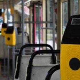 У Хмельницькому вже у 18 тролейбусах встановили валідатори