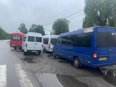Перевізники Славути звернулись до поліції