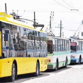 Тролейбуси Хмельницького