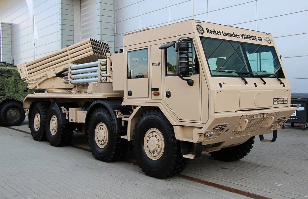 Бойову машину, модернізовану на Шепетівському заводі, покажуть на виставці зброї