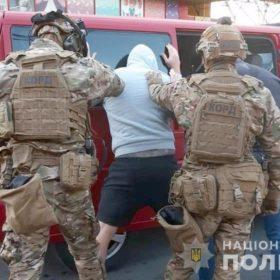 затримання кримінального угрупування