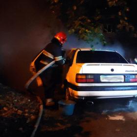 автомобіль, пожежа