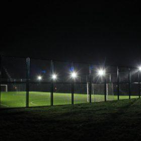 Красилів, футбольне поле, освітлення