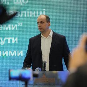 Дмитро Габінет, Хмельницька ОДА, звіт