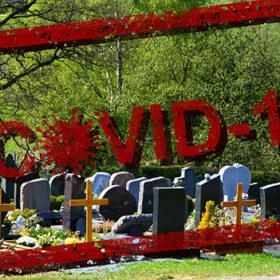поховання, COVID-19
