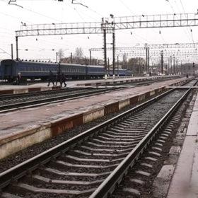 потяг, залізниця, вокзал, Хмельницький