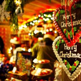 Різдво, ярмарок