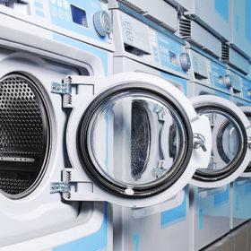 стиральные машины, прачечная