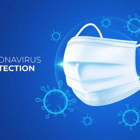 COVID, маска, захист
