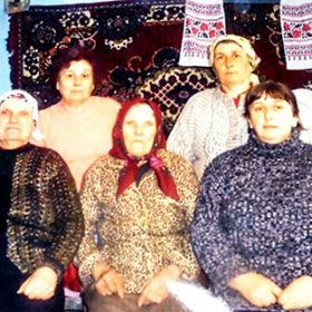Сотий день народження відсвяткувала жителька села Березне Старокостянтинівської міської територіальної громади Єфросинія Мазур.