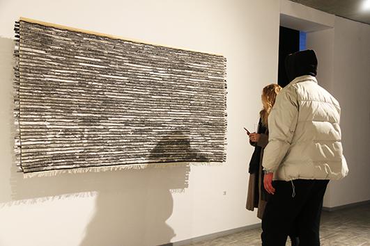 Відкриття виставки IN MEDIO у Хмельницькому.