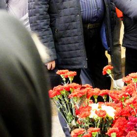 Сергія Коваля, який загинув під час порушення режиму тиші та обстрілу на сході країни, поховали на Алеї Слави.