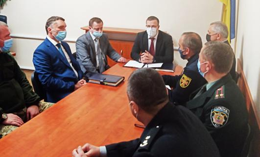 Волочиською окружною прокуратурою керуватиме Сергій Стецюк.