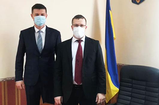 Летичівською окружною прокуратурою керуватиме Сергій Сухоребрий.