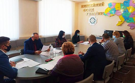 На Хмельниччині активізується робота з погашення заборгованості по ЄСВ