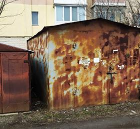 Самовільно встановлені гаражі у Хмельницькому планують знести