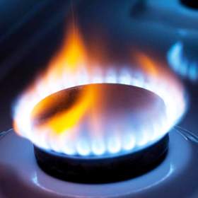 Опалення природним газом обійдеться майже вдвічі дешевше, ніж опалення електрикою.