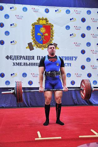 Гвардієць військової частини 3053 Віталій Середюк виборов право брати участь у Чемпіонаті України.