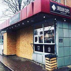 Аби підтримати підприємців, які постраждали внаслідок ДТП, достатньо просто купити у них кави.