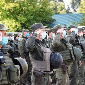 Військова частина 3053 Національної гвардії України запрошує офіцерів запасу на службу за контрактом у військовому резерві.