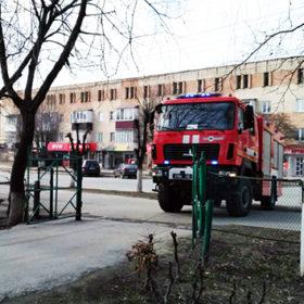 Тактико-спеціальне тренування у школі Шепетівки.