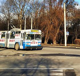 Через омолодження дерев деякі тролейбуси не доїжджатимуть до кінцевої зупинки.