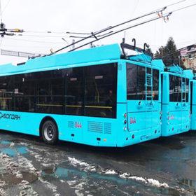 У Хмельницькому протягом дня не курсуватимуть тролейбуси в один з мікрорайонів